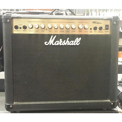 Marshall MG30DFX 1X10 30W Guitar Combo Amp-thumbnail