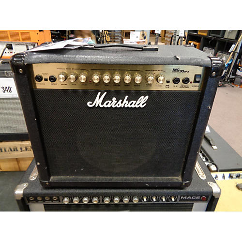 used marshall mg30dfx 1x10 30w guitar combo amp guitar center. Black Bedroom Furniture Sets. Home Design Ideas