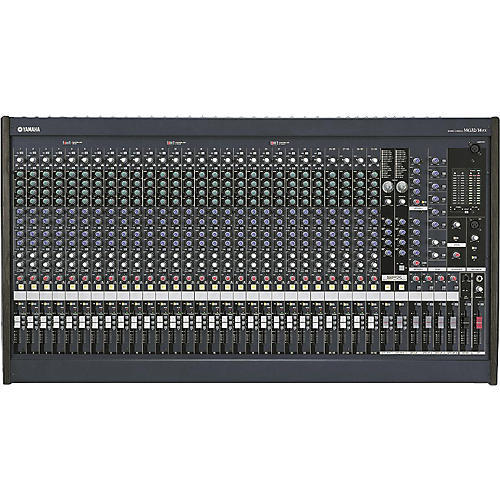 Yamaha MG32/14FX 32-Input 14 Bus Mixer with DSP Effects-thumbnail