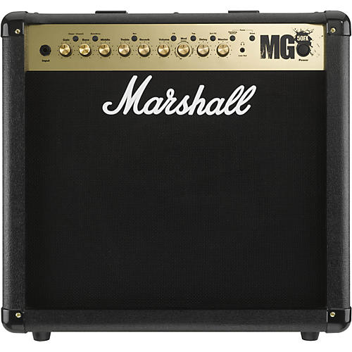 Marshall MG4 Series MG50FX 50W 1x12 Guitar Combo Amp