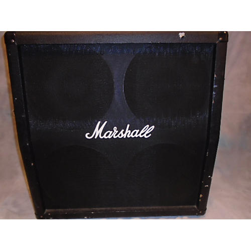 Marshall MG412A 4X12 120W Angle Black Guitar Cabinet