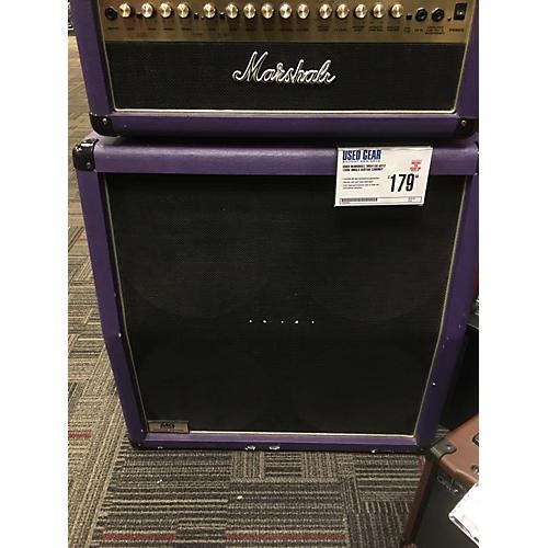 Marshall MG412A 4x12 120W Angle Guitar Cabinet-thumbnail