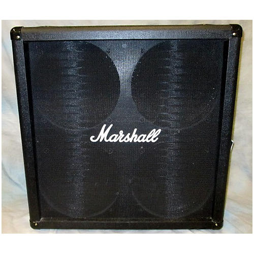 Marshall MG412B 4X12 120W Straight Guitar Cabinet-thumbnail