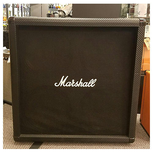 Marshall MG412BCF 4x12 Straight Guitar Cabinet