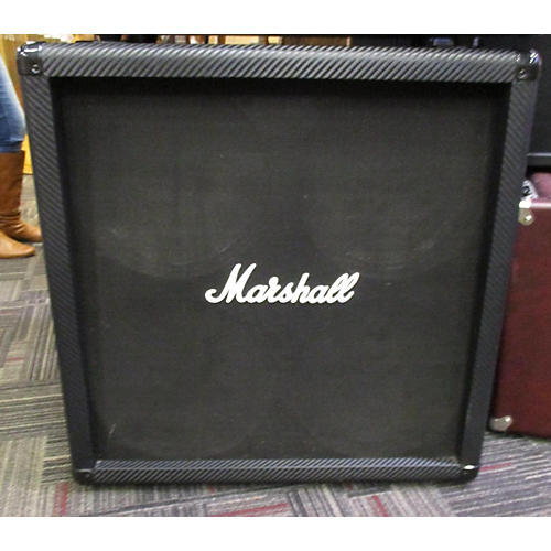 Marshall MG412BCF 4x12 Straight Guitar Cabinet-thumbnail