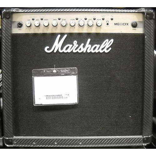 Marshall MG50CFX 1x12 50W Guitar Combo Amp