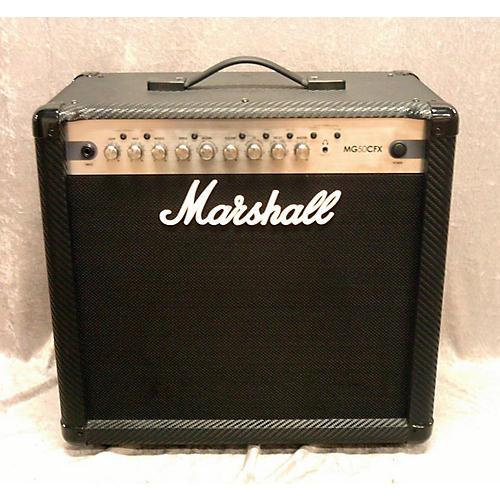 Marshall MG50CFX 1x12 50W Guitar Combo Amp-thumbnail