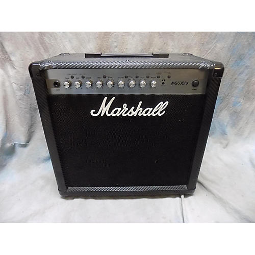 used marshall mg50cfx 1x12 50w guitar combo amp guitar center. Black Bedroom Furniture Sets. Home Design Ideas