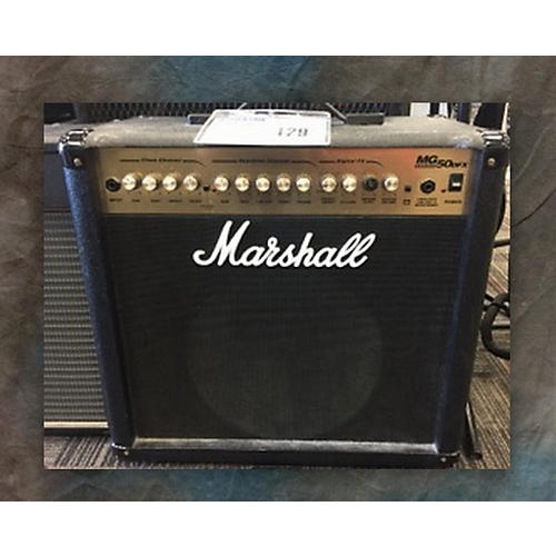 used marshall mg50dfx 1x12 50w guitar combo amp guitar center. Black Bedroom Furniture Sets. Home Design Ideas