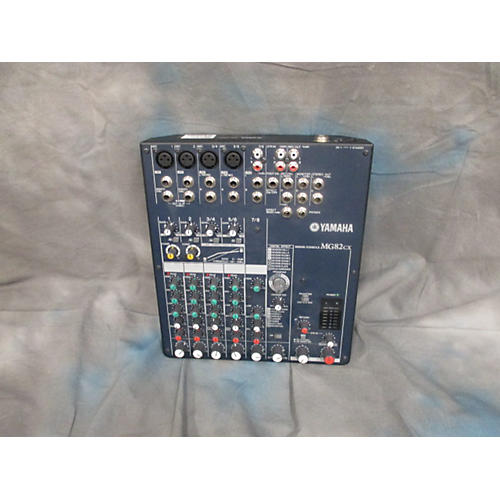 Yamaha MG82CX Unpowered Mixer-thumbnail
