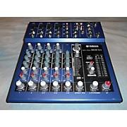 Yamaha MG82FX Unpowered Mixer
