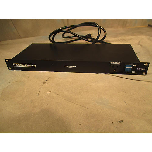 Musician's Gear MG900SC Power Conditioner