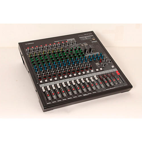 blemished yamaha mgp series mgp16x 16 channel 4 bus mixer