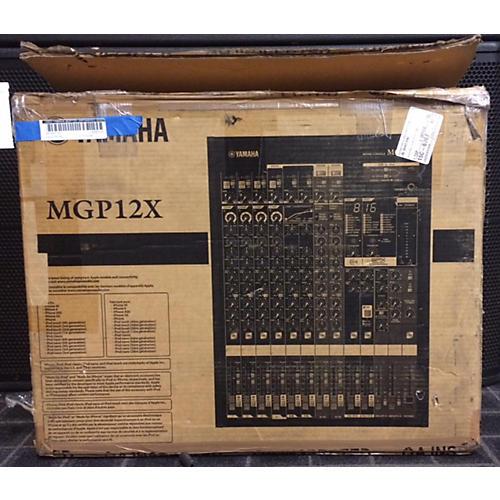Yamaha MGP12X Unpowered Mixer