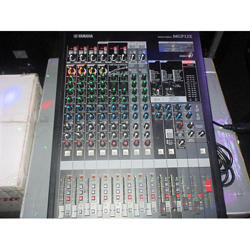 Yamaha MGP12X Unpowered Mixer-thumbnail