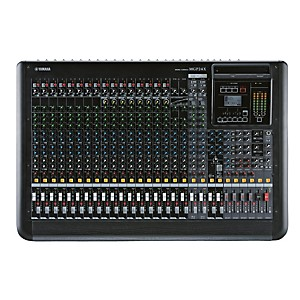 Yamaha MGP24X 24-Input Hybrid Digital/Analog Mixer with USB Rec/Play and Ef...