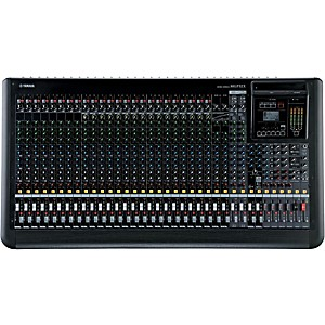 Yamaha MGP32X 32-Input Hybrid Digital/Analog Mixer with USB Rec/Play and Ef...