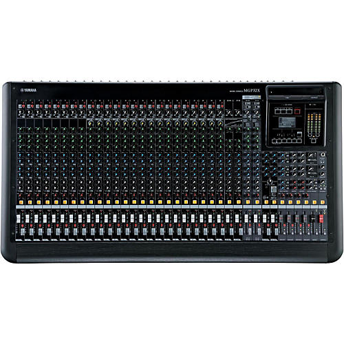 Yamaha MGP32X 32-Input Hybrid Digital/Analog Mixer with USB Rec/Play and Effects-thumbnail