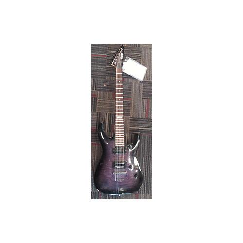 ESP MH-100QMNT Solid Body Electric Guitar