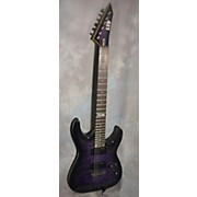 ESP MH-100QMNT Solid Body Electric Guitar