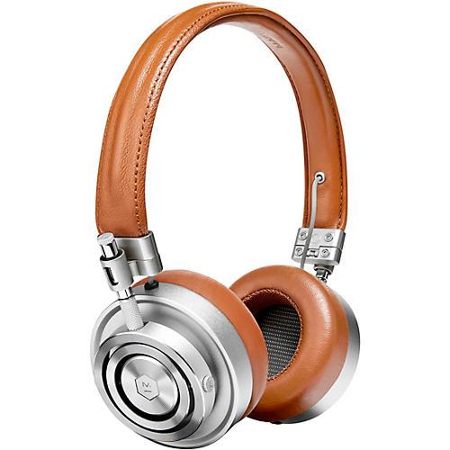 Master & Dynamic MH30 On Ear Headphone Brown/Silver