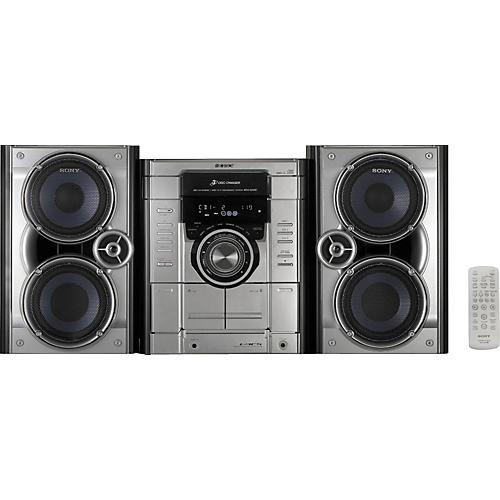 Sony MHC-GX355 Mini Hi-Fi System-thumbnail