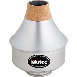 Mutec MHT123 Large Aluminum Trumpet Wah-Wah Mute by Mutec