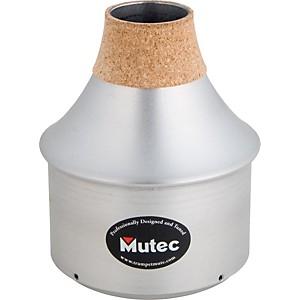 Mutec MHT161 Aluminum Trumpet Practice Mute by Mutec