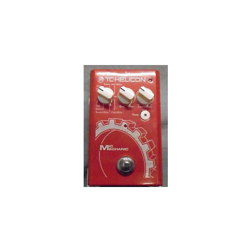 TC Helicon MIC MECHANIC Effect Pedal