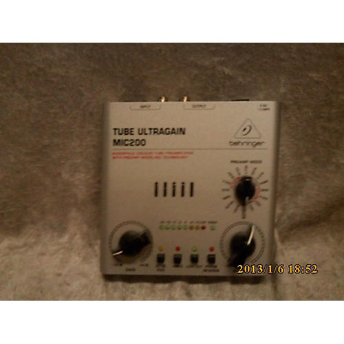 Behringer MIC200 Microphone Preamp-thumbnail