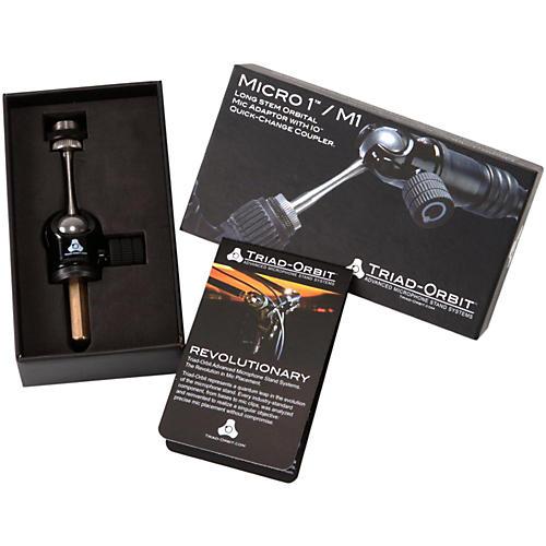 Triad-Orbit MICRO 1 Long Stem Hanging Microphone Adaptor-thumbnail