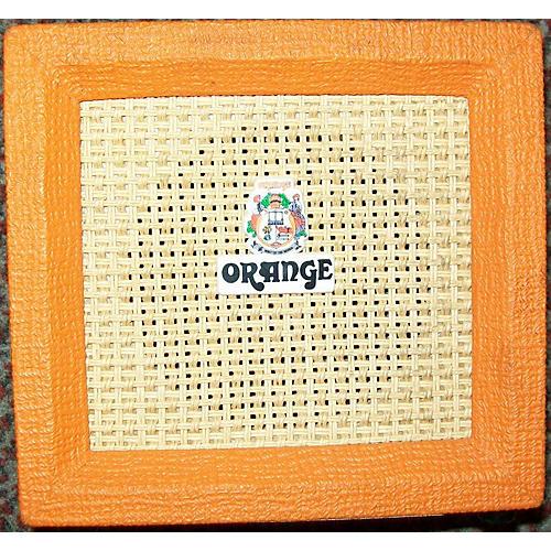 Orange Amplifiers MICRO CRUSH Battery Powered Amp