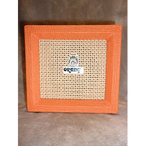 Pre-owned Orange Amplifiers MICRO CRUSH Battery Powered Amp by