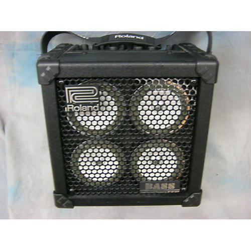 Roland MICRO CUBE BASS RX Mini Bass Amp