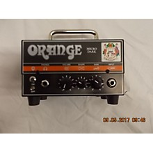 Orange Amplifiers MICRO DARK TERROR Guitar Amp Head