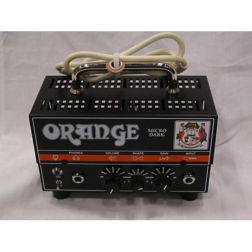 Orange Amplifiers MICRO DARK TERROR Tube Guitar Amp Head