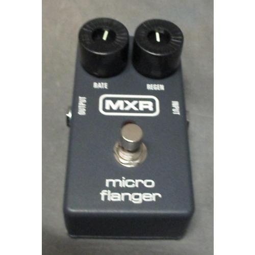 MXR MICRO FLANGER Effect Pedal-thumbnail