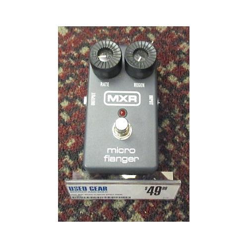 MXR MICRO FLANGER Effect Pedal
