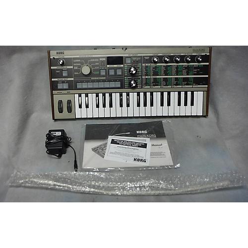 Korg MICRO KORG SYNTH/VOCODER Synthesizer