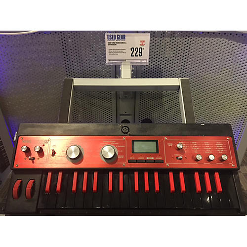 Korg MICRO KORG XL+ Synthesizer