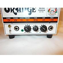 Orange Amplifiers MICRO TERROR Battery Powered Amp