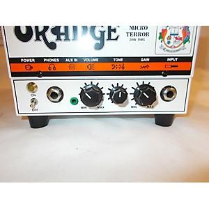 Pre-owned Orange Amplifiers MICRO TERROR Battery Powered Amp by Orange Amplifiers