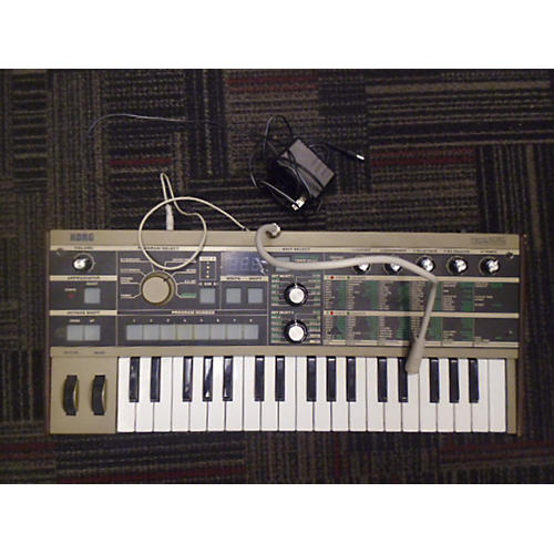 Korg MICROKORG SYNTH WITH VOCODER Synthesizer-thumbnail