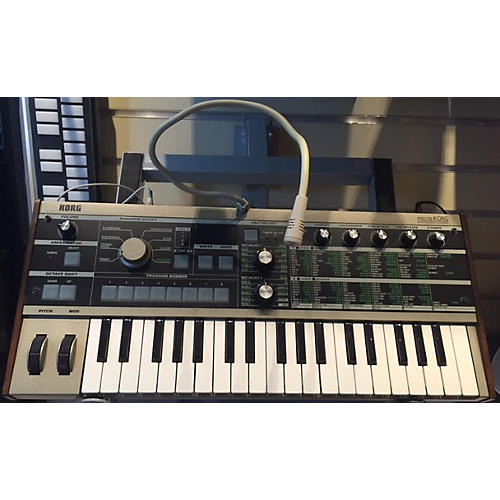 Korg MICROKORG WITH VOCODER Synthesizer