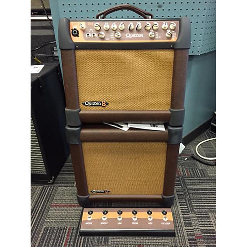 used quilter micropro 200 guitar combo amp guitar center. Black Bedroom Furniture Sets. Home Design Ideas