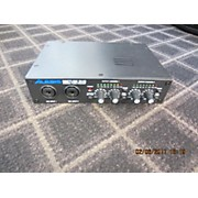 Alesis MICROTUBE DUO Microphone Preamp