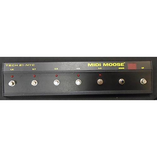 Tech 21 MIDI MOOSE Pedal