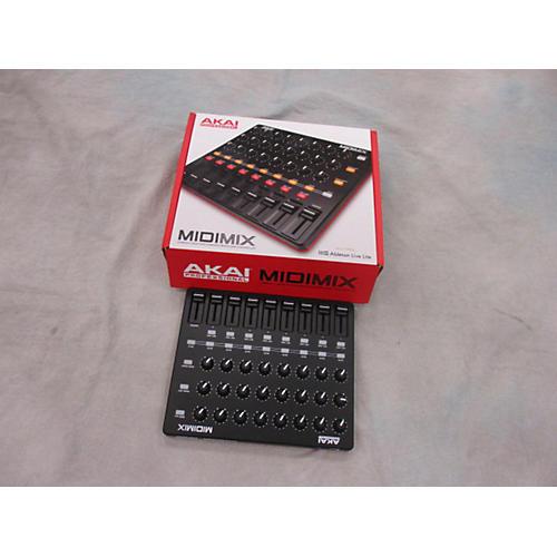 Akai Professional MIDIMIX MIXER/DAW CONTROLLER MIDI Utility