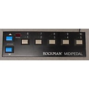 Rockman MIDIPEDAL MIDI Foot Controller