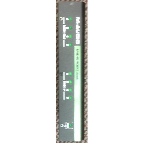 M-Audio MIDISPORT 4X4 ANNIVERSARY EDITION MIDI Interface